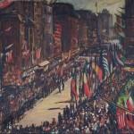 <em>Flags of the Allies</em>, 1918