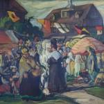 <em>The Country Fair</em>, 1917