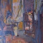 <em>Daniel Garber's Studio</em>, 1910