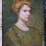 [Woman in Green], 1910