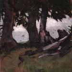 <em>Lumberville</em>, 1910