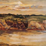 [Landscape with River], ca. 1918