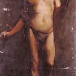 <em>Standing Nude</em>, 1912