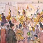 <em>Parade 1914</em>, 1914