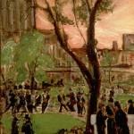 Bryant Park, 1914