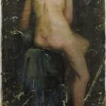<em>Female Nude</em>, 1914