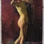 <em>Nude Dancer</em>, 1914