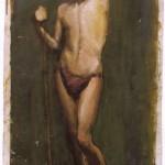 <em>Nude</em>, 1914