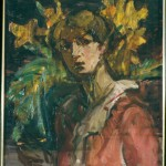 <em>Self-Portrait</em>, 1914