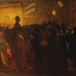 <em>Suffrage Meeting</em>, 1914