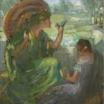 <em>Summer Afternoon</em>, 1914