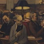 <em>The Readers</em>, 1914