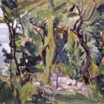 <em>In the Grove</em>, ca. 1914