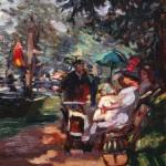 <em>In Central Park</em>, ca. 1914
