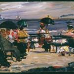 <em>At the Beach, Gloucester</em>, 1916