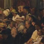 <em>Polish Church: Easter Morning</em>, 1916