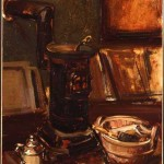 <em>Holbein Studio</em>, 1916