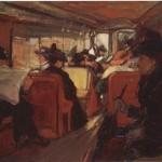 <em>In the Elevated</em>, 1916