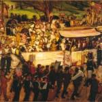 <em>Sailors in Parade</em>, 1916