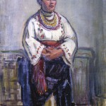 <em>Polish Girl</em>, 1917