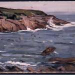 <em>Mr.Woodbury, Folly Cove</em>, 1919