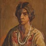 <em>Self-Portrait</em>, 1919