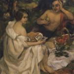 <em>Summer Picnic</em>, 1919