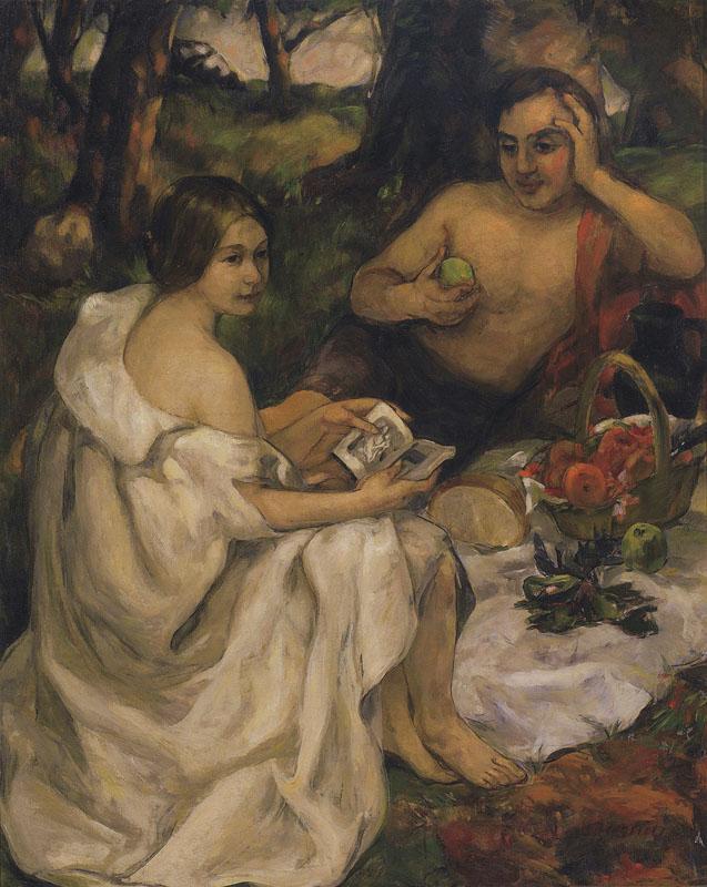 Summer Picnic, 1919