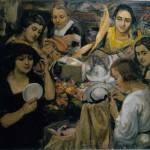 <em>The Milliners</em>, 1919
