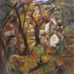 [Trees and Houses], 1930s