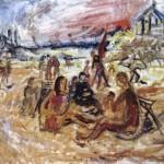 [Beach Scene], 1980s