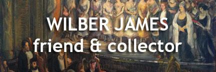 WJames Memoir Label